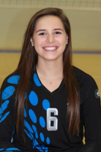 Alexa Rouw, 5-foot-7, RS, 8th grade, Beadle MS (Millard West)