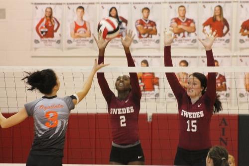 Nebraska High School Volleyball Teams